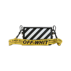 Off White Diag Mini Flap Bag