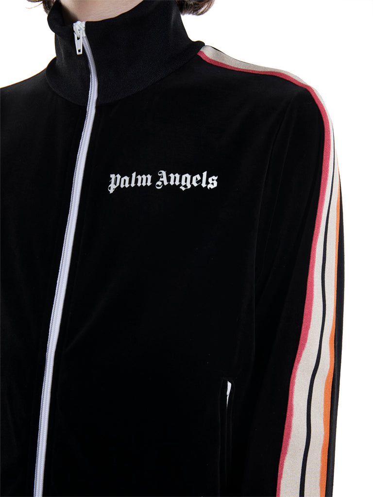 Palm Angels Chenille Tie Dye Tracksuit Top