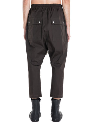Rick Owens Bela Cropped Trousers
