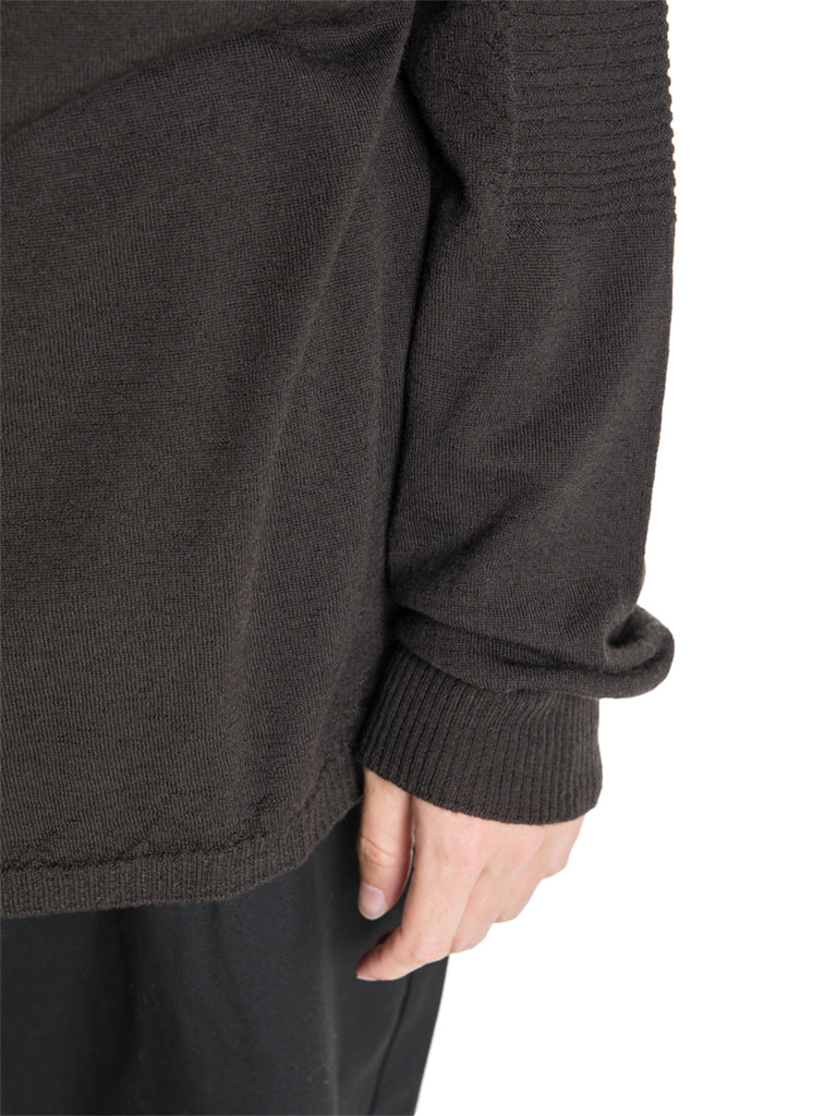 Rick Owens Oversized Turtleneck