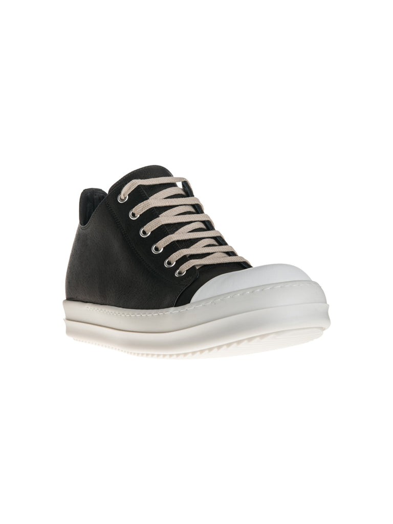 Rick Owens Low Top Leather Ramones