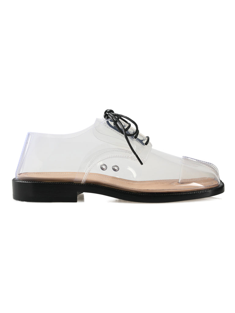 Maison Margiela Transparent Tabi Derby