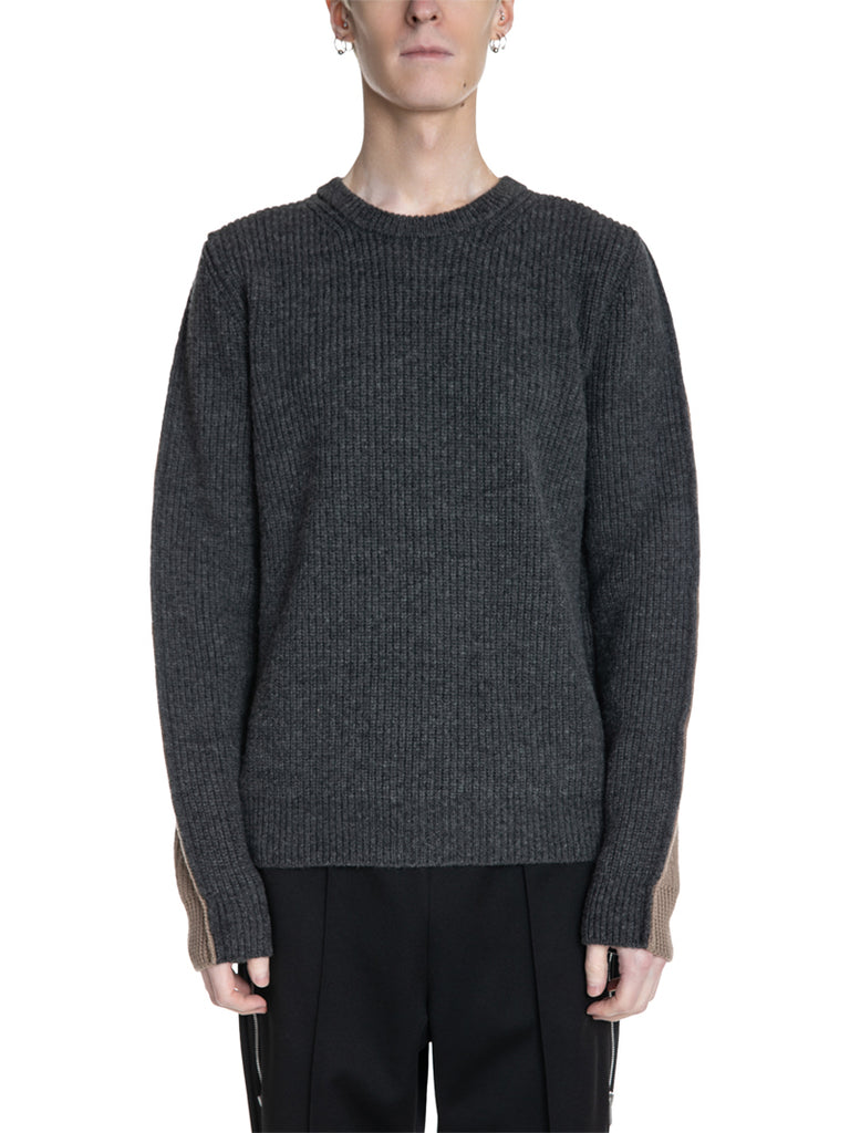 Maison Margiela Two Tone Knit
