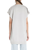 Maison Margiela V-Neck Knit Dress