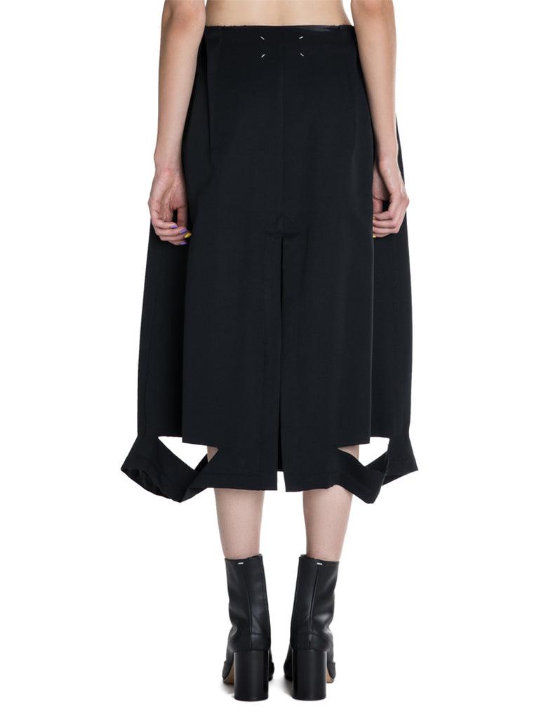 Maison Margiela Deconstructed Skirt