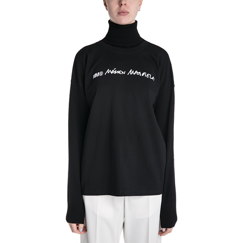 MM6 19S/S Letter Pullover