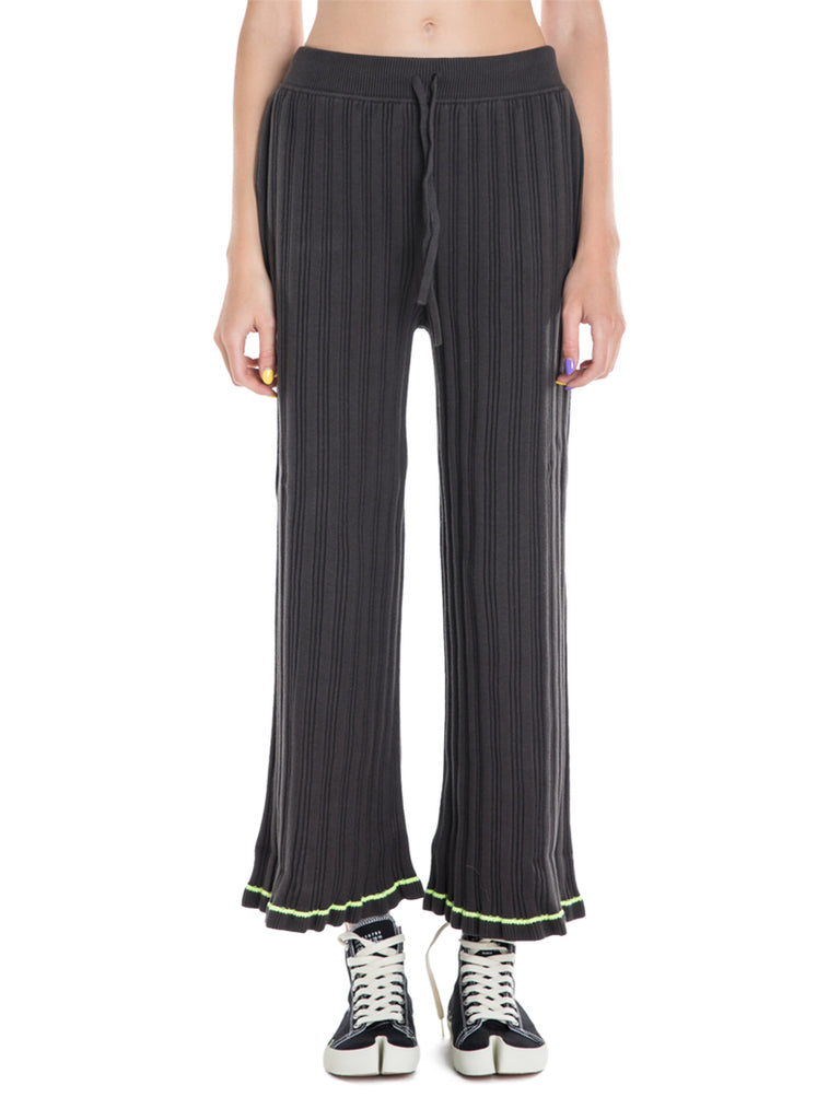 Maison Margiela MM6 Knitted Flared Pants