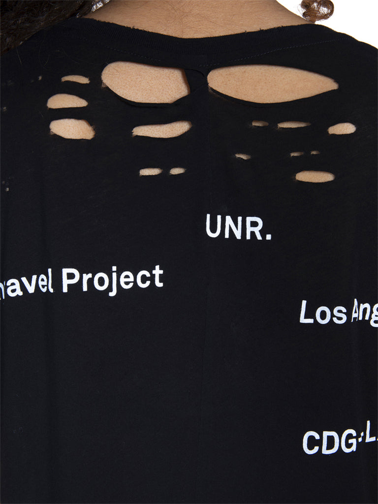 Unravel Project Destroyed LAX Tee
