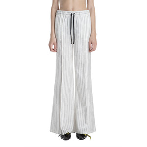 Unravel Project Silk Palazzo Pants