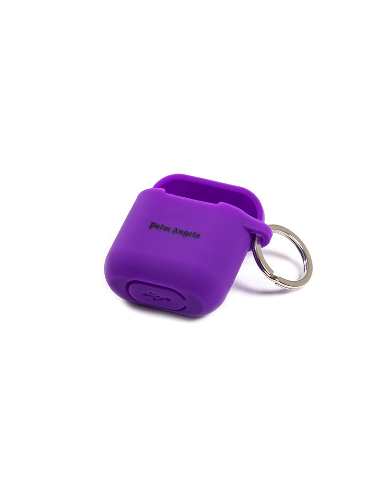 Palm Angels AirPods Case Keychain