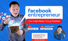 Load image into Gallery viewer, Facebook Entrepreneur: How To Earn Money Through Facebook