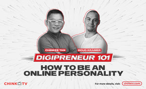 Digipreneur 101: How to Become a Social Media Personality by Chinkee Tan with Doug Kramer