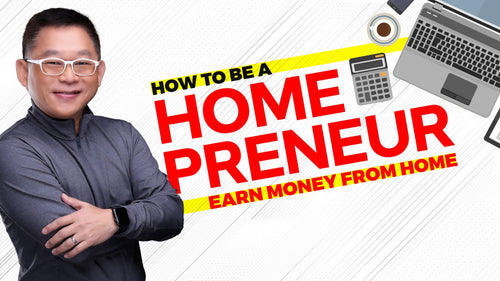 How to Become a HOMEPRENEUR: Earn Money from Home