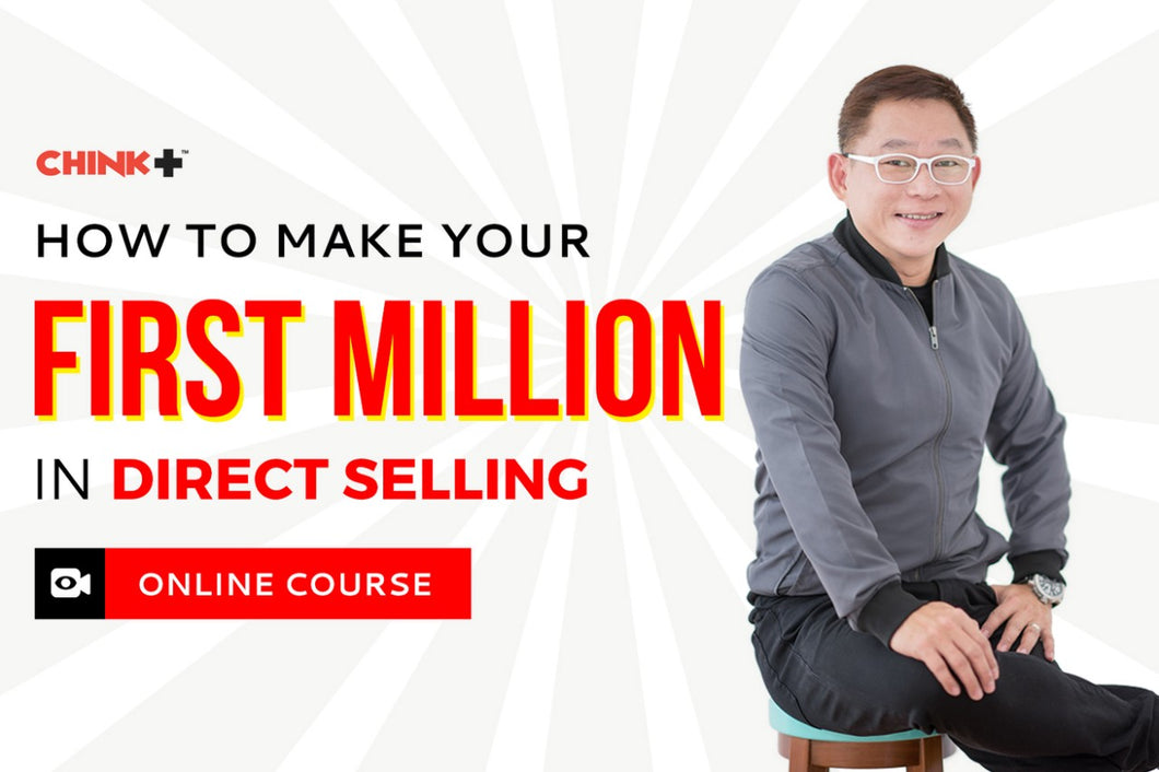 How To Make Your First Million in Direct Selling