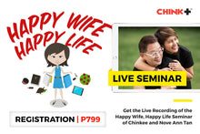 Load image into Gallery viewer, Happy Wife Happy Life - Live Seminar