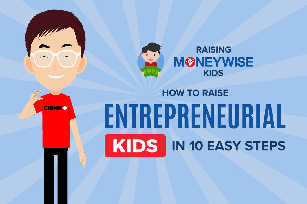Raising Moneywise Kids
