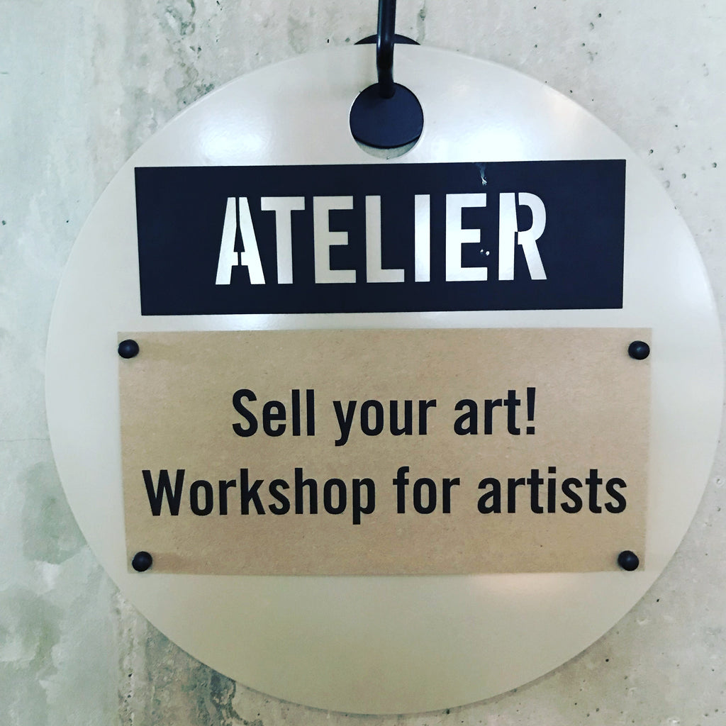 What I have learned from artists while teaching them marketing