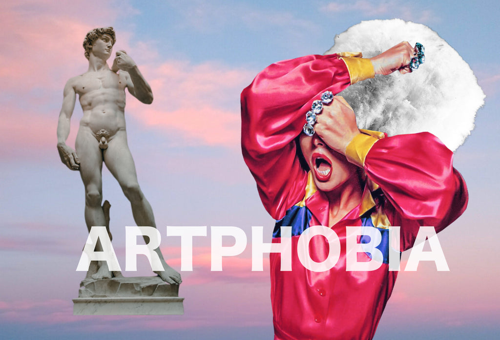 DO YOU HAVE A PHOBIA FOR ART?