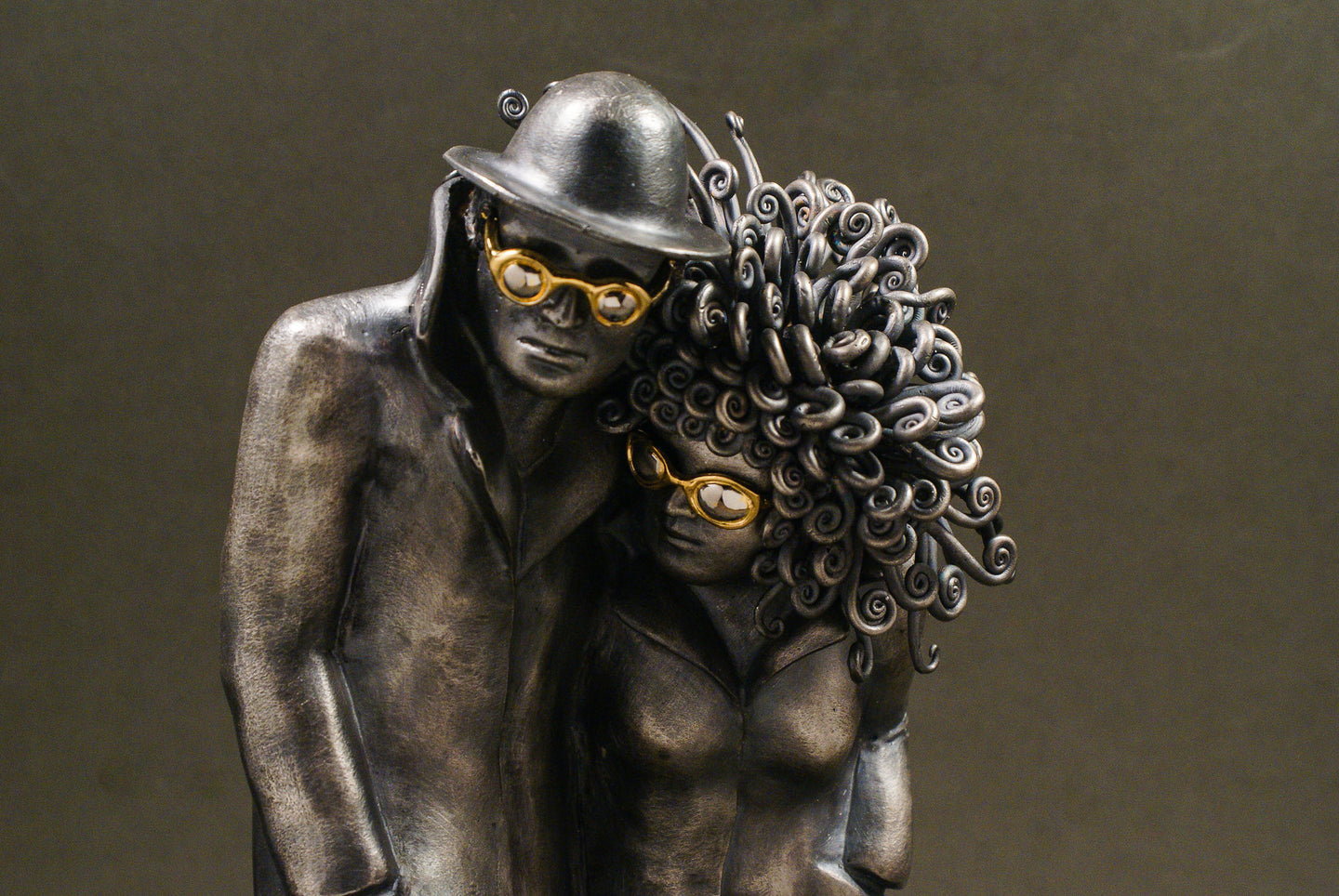 Bronze sculpture art to buy online