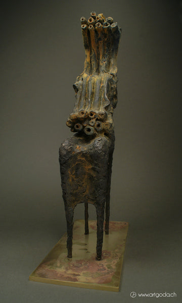 Bronze sculpture art for sale