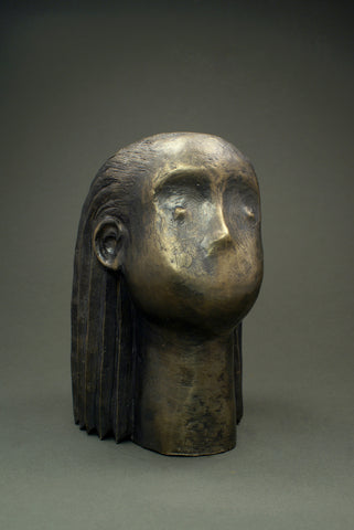 Girl | Bronze Sculpture