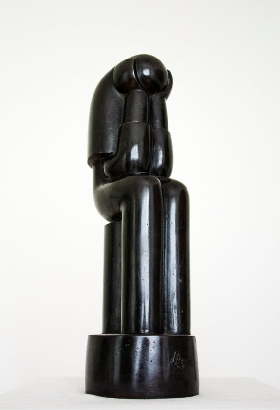 Bronze sculpture for sale - Thinker