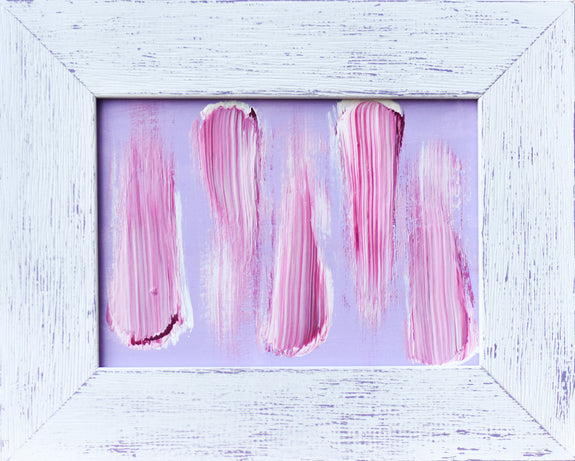 Framed art - abstract painting for sale