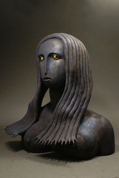 Aurora - bronze sculpture for sale