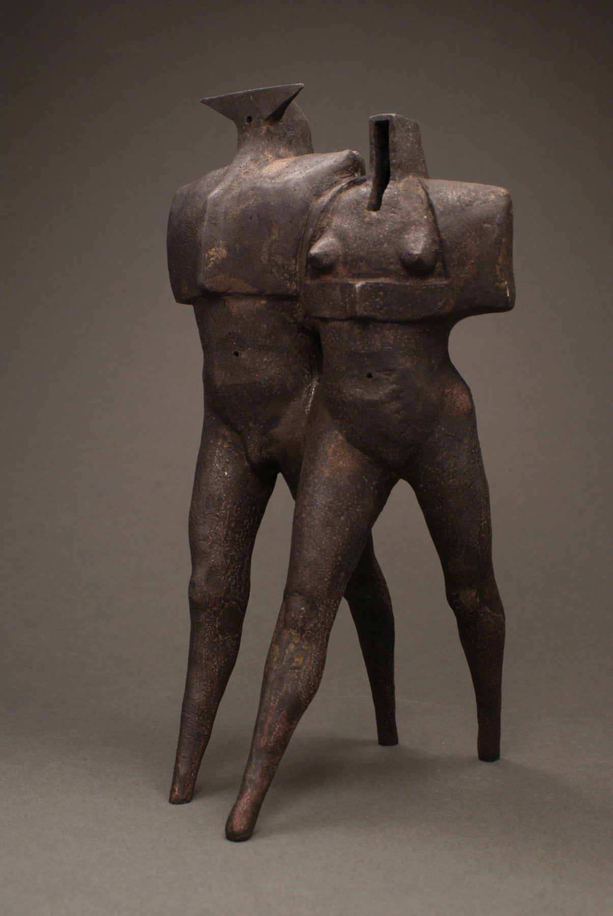 Contemporary Bronze Sculpture Art