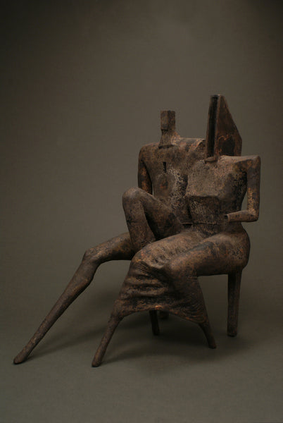 Contemporary bronze sculpture for sale