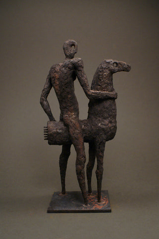Plaything | Bronze Sculpture