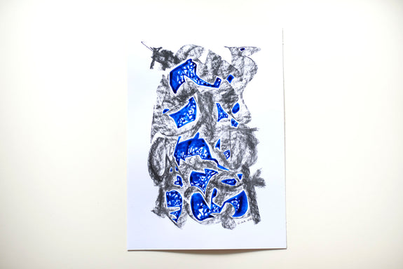 Abstract drawing for sale online