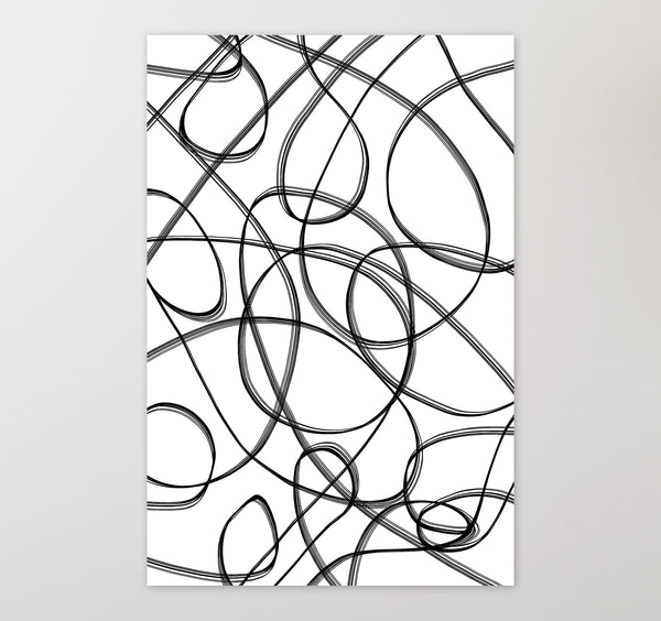 graphic relating to Printable Artwork identify Absolutely free Printable Wall Artwork: 9 Abstracts And 7 Plans Artwork GODA