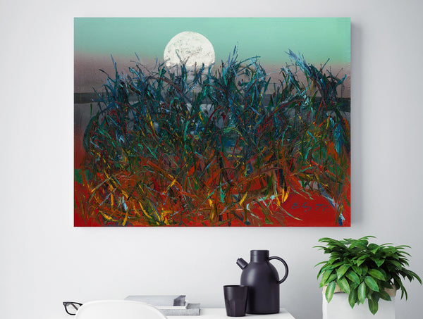 Landscape art print for sale