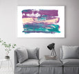 Free printable art - abstract painting to print