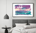 Free printable wall art - modern painting