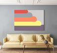 Large printable abstract wall art