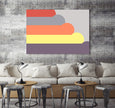 Contempoary printable abstract wall art