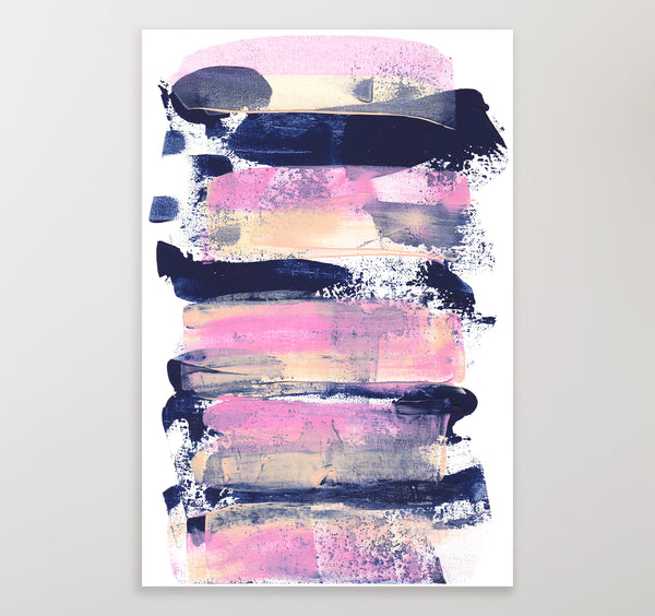 Printable abstract wall art