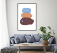 Modern printable abstract wall art