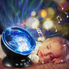 SleepSoother™- Starlight & Ocean Wave Projector