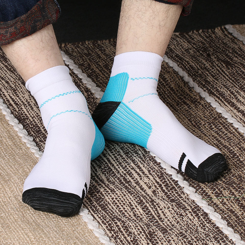 c57326b7b2 Pain Away™ - Heel, Ankle & Achilles Foot Compression Socks - Zuiry