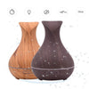 SoothingAir™ 400 - 400ml Wood Grain Essential Oil Diffuser Ultrasonic Air Humidifier
