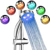 Rainbow Shower™- Color-Changing LED Showerhead