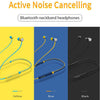 SportBuds™ - Active Noise-Cancelling Magnetic Bluetooth Neckband Earphone with Dual Microphone