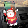 SantaHelper™ - Decorative Christmas Santa Auto Smartphone Holder