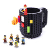DIY Building Blocks™ Mug - Lego Style Coffee Mug