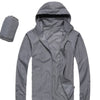 QuickDry™ Jacket - Quick-Dry, Waterproof & Anti-UV Coat