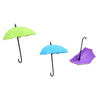 Colorful Umbrella Wall Hooks
