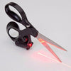 LazerScissors™ - Innovative Laser Guided Scissors